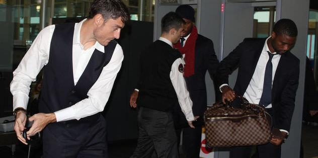 Aslan Madrid'e gitti