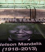 Mandela unutulmadı