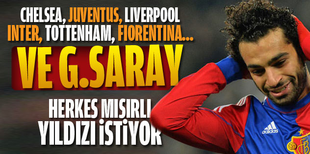 G.Saray, Salah'ı istiyor iddiası