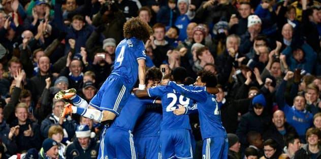 Chelsea, Liverpool'u devirdi