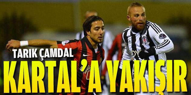 Tarık Beşiktaş'a yakışır