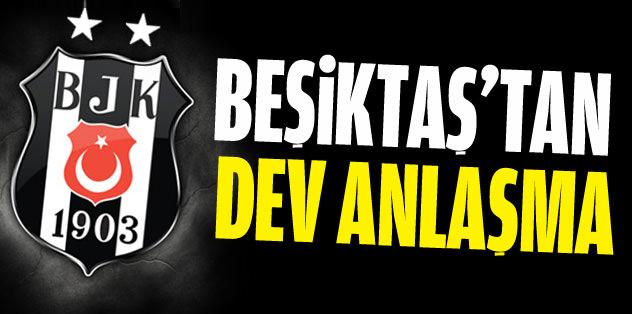 Beşiktaş'a 24 milyon dolar!