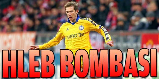 Antalyaspor'un bombası: Hleb