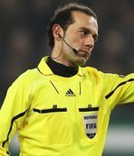 1st Turkish referee in World Cup