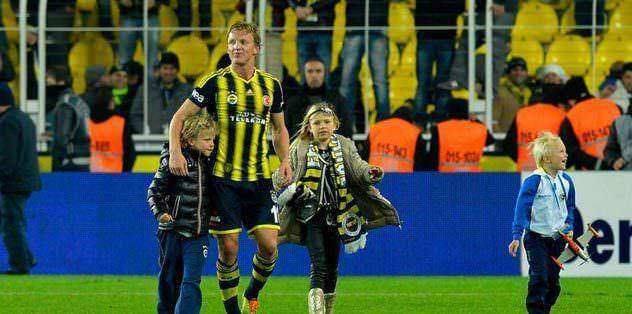 Dirk Kuyt Türkiye'nin elçisi oldu