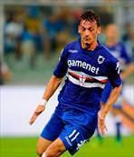 Gabbiadini için Mancini devrede
