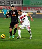 Galatasaray'a attığım gole sevinemedim