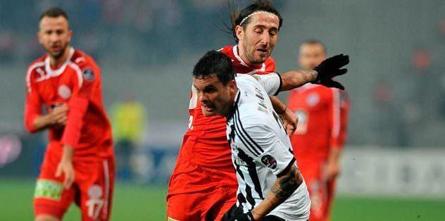 Beşiktaş'a Antalya freni