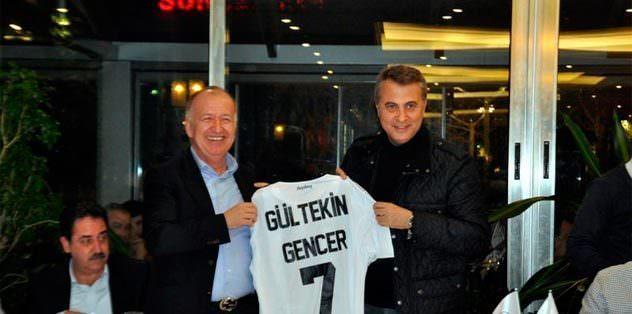 Antalyaspor ile dostluk yemeği