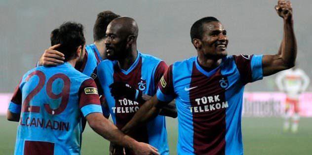Trabzon, Konya'da moral arıyor