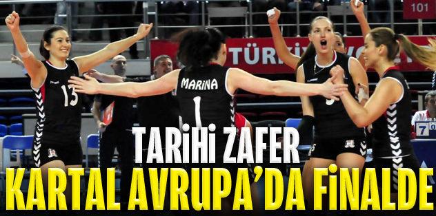 Beşiktaş finalde