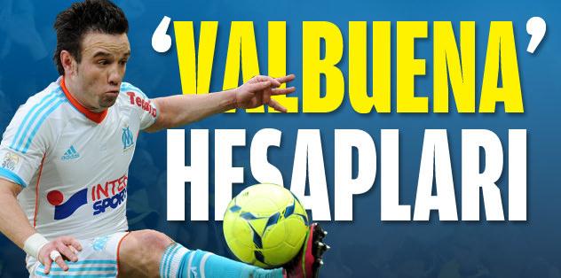 'Valbuena' hesapları