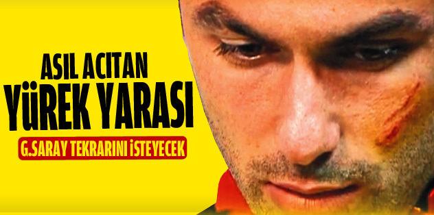 Galatasaray maçın tekrarını isteyecek