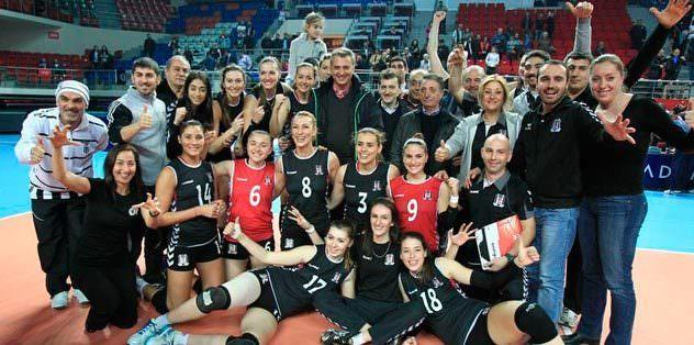 Türk Voleybolu Avrupa zirvesinde