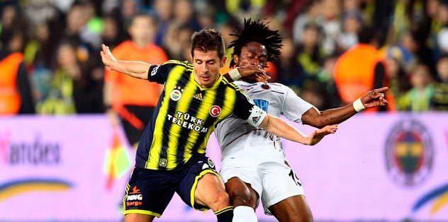 Trabzon maçına şüpheli