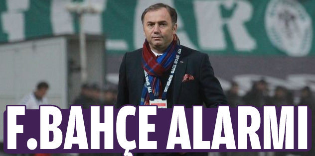 Trabzonspor'da Fenerbahçe alarmı