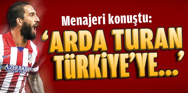 Bulut: Arda Türkiye'ye dönmeyecek