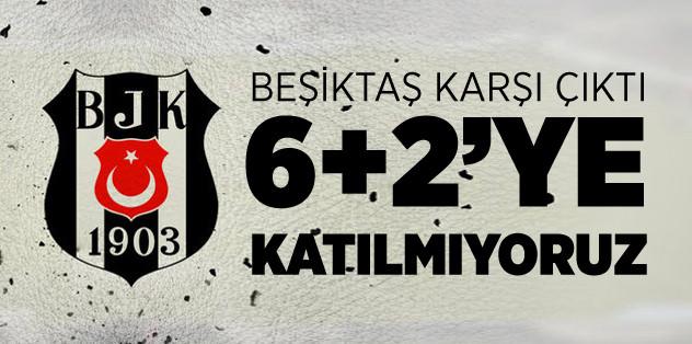 Beşiktaş'tan '5+3' önerisi