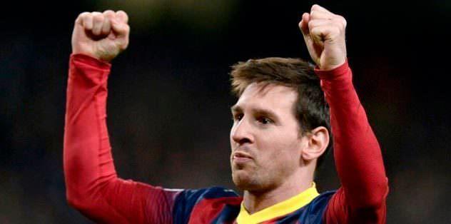 Messi'ye uçuk teklif