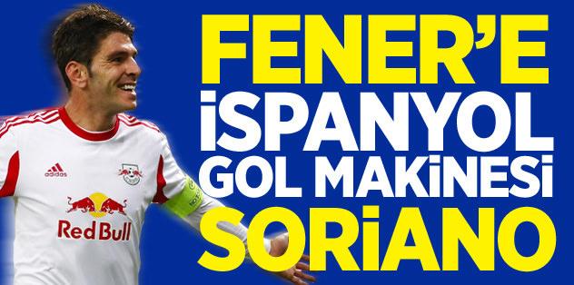 Fener'e İspanyol gol makinesi