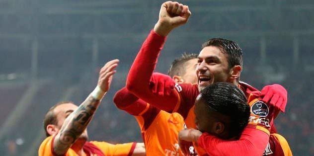 Müthiş 3'lü 32 gol attı