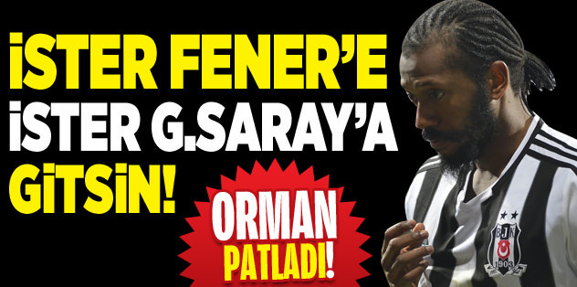 Fernandes ister G.Saray'a, ister F.Bahçe'ye...