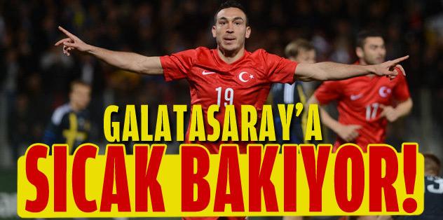 Galatasaray'a sıcak bakıyor