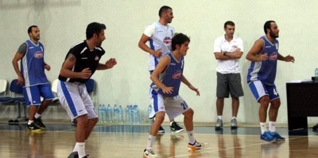 Gaziantep çeyrek finalde Tsmoki Minsk ile karşılaşacak