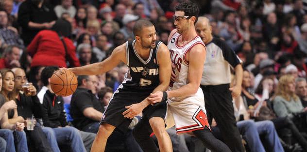 Spurs, Bulls'u evinde yıktı