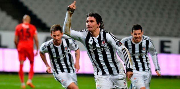 Deplasmanların lideri Beşiktaş