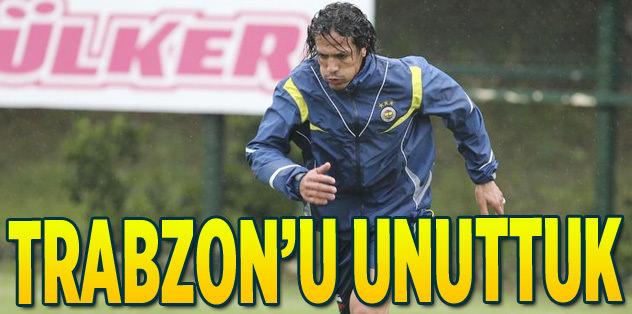 Trabzon maçını unuttuk bile