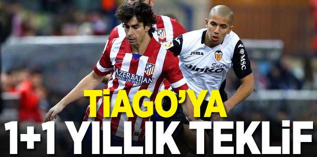 Tiago için 1+1 yıllık teklif