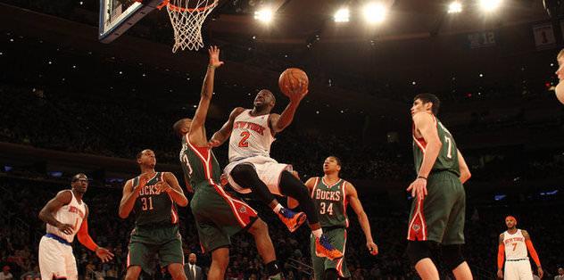 Ersan'lı Bucks, Knicks'e direnemedi