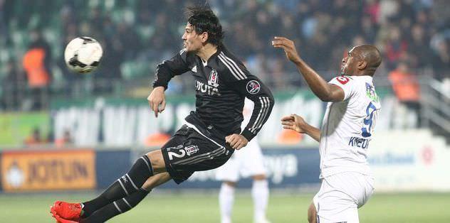 Rizespor holds Beşiktaş