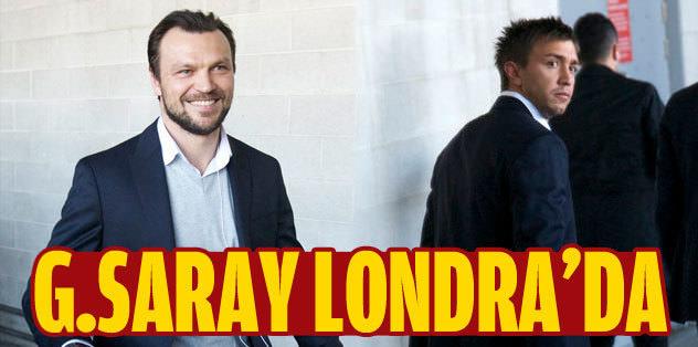 G.Saray kafilesi Lonra'da