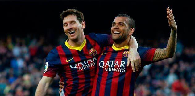 Messi'den hat-trick ve rekor