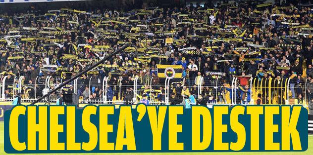 Chelsea'ye destek
