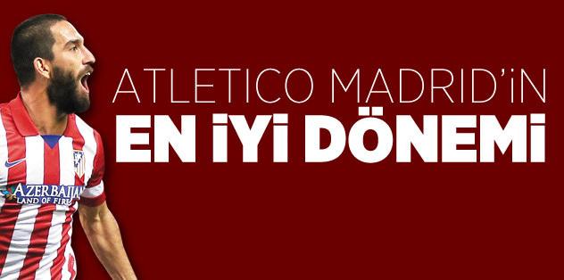 Atletico Madrid tarihinin en iyi dönemi
