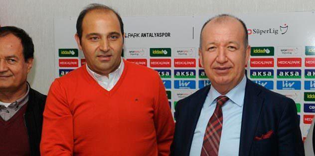 Fuat Çapa Antalyaspor'da