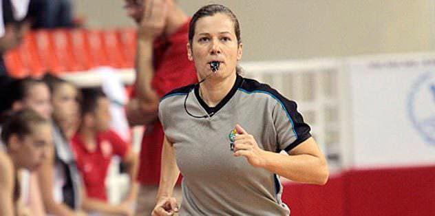 FIBA'dan Özlem'e görev