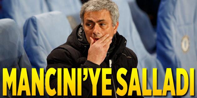 Mancini'ye fena salladı