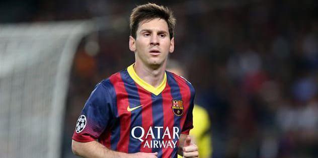 Messi'ye 250 milyon euro
