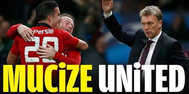 M.United zoru başardı!