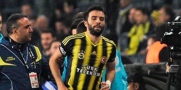 Maç futbolcusu Gökhan Gönül!