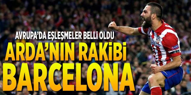 Arda Barça'ya karşı
