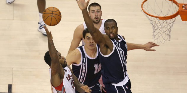 Durant Oklahoma'yı sırtladı