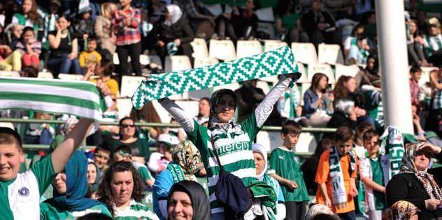 Seyircisiz Bursaspor