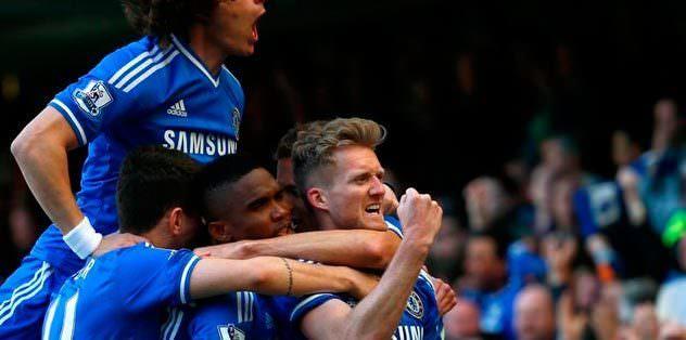 Chelsea'nin son avı Arsenal