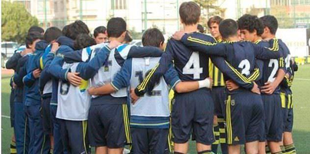U14 takımı Paşa'yı yendi