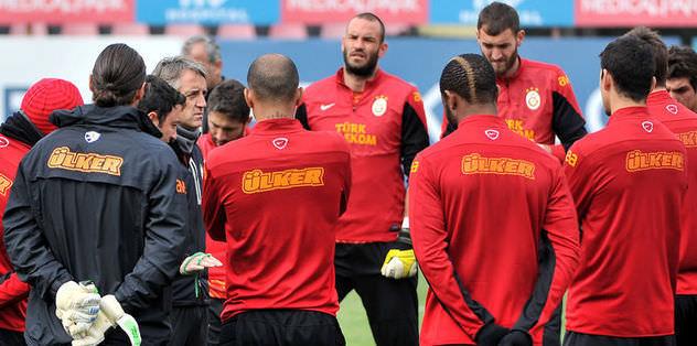G.Saray gözünü Türkiye Kupası'na çevirdi